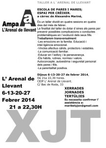 flyer-ARENALTALLER
