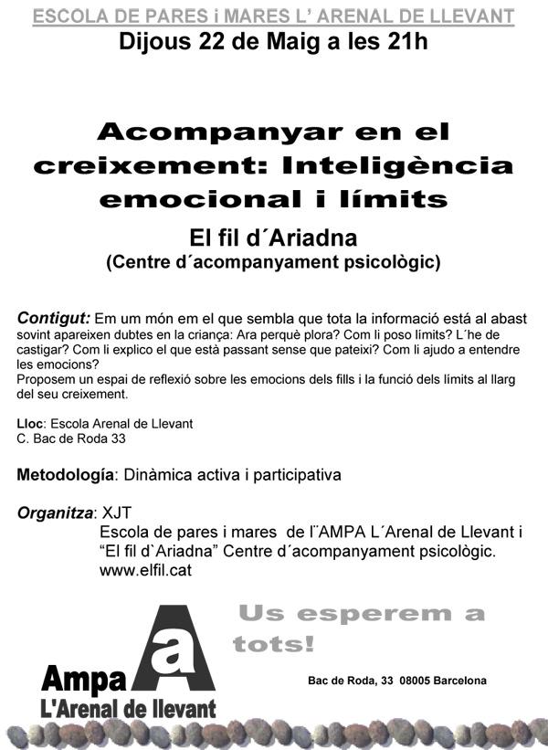 poster-xerrada-Intelligencia-Emocional